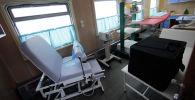 Медицинский вагон. Архивное фото