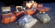 В Баткенской области выявлена контрабанда оргтехники и одежды на 2 миллиона 754 тысяч сомов