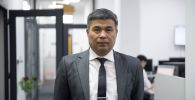 Юстиция министрлигинин Пробация департаментинин Мониторинг жана эсеп башкармалыгынын башчысы Руслан Романов