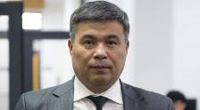 Начальник Управления учета и мониторинга Департамента пробации при Минюсте КР Руслан Романов