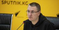 Исполнительный директор МИА Россия сегодня, журналист, телеведущий и спортивный комментатор Василий Конов