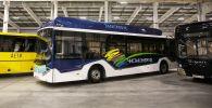 Volgabus компаниянын заводунда Электробус
