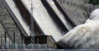 Гидроэлектростанция. Архив