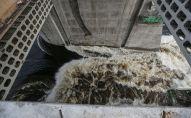 Гидроэлектростанция. Архивное фото