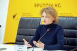 Заместитель руководителя экономического отдела МИА Россия сегодня Ирина Андреева на мастер-класс