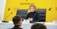 Россия сегодня эл аралык маалымат агенттигинин экономикалык бөлүмүнүн жетекчисинин орун басары Ирина Андреева