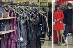 Продажа зимней одежды. Архивное фото