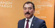 Улуттук энергохолдингдин башкаруучулугунун төрагасынын биринчи орун басары Абдылда Исраилов