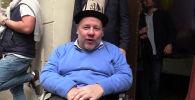 Сенатор польского парламента на открытии кыргызского кафе в своей стране исполнил композицию Туголбая Казакова.