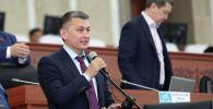 Депутат ЖК Исхак Пирматов. Архивное фото