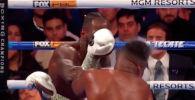 Американский боксер нокаутировал кубинца 23 ноября в Лас-Вегасе. Для него этот нокаут стал 41-м в профессиональной карьере.