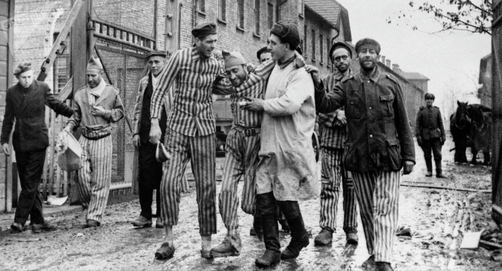 Освенцимди фашисттерден бошотуу. Архив