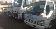 Чүй облусунун Аламүдүн районунда биринчи ирет айыл аймактын базасында муниципалдык коомдук транспорт ишке кирди