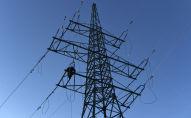 Высоковольтные линию электропередач. Архивное фото