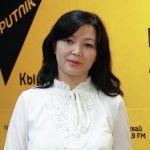 Корреспондент ИА Sputnik Кыргызстан  Зульфия Тургунова