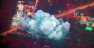 Террористы при поддержке артиллерии Турции начали наступление в сирийской провинции Идлиб, но армия Сирии запросила помощь российской авиации и отразила атаку. Уничтожение боевиков попало на видео.