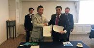 Миграция кызматынын Маалыматтык-консультациялык борбору Япониянын Relationship CO., Ltd компаниясы менен кыргызстандыктарга жумуш берүү боюнча келишим түздү.