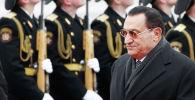 Экс-президент Египта Хосни Мубарак. Архивное фото