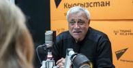 Глава ассоциации рыбных хозяйств Кыргызстана Ренад Досаев