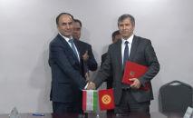 КР и Таджикистан согласовали меры по решению приграничного конфликта