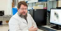 Заведующий лабораторией вирусологии ФНЦ биоразнообразия ДВО РАН Михаил Щелканов