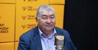 Журналист, публицист, тарыхчы Тынчтыкбек Чоротегин