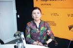 Руководитель группы семейных врачей Объединенного центра семейной медицины Первомайского района Бишкека Аиза Солтогулова