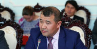 Экономика министринин орун басары Бекболот Алиев