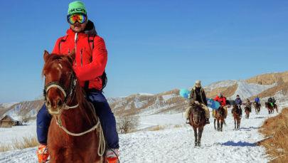 Туристический бизнес гида Максата Айткулова в селе Жыргалан Иссык-Кульской области