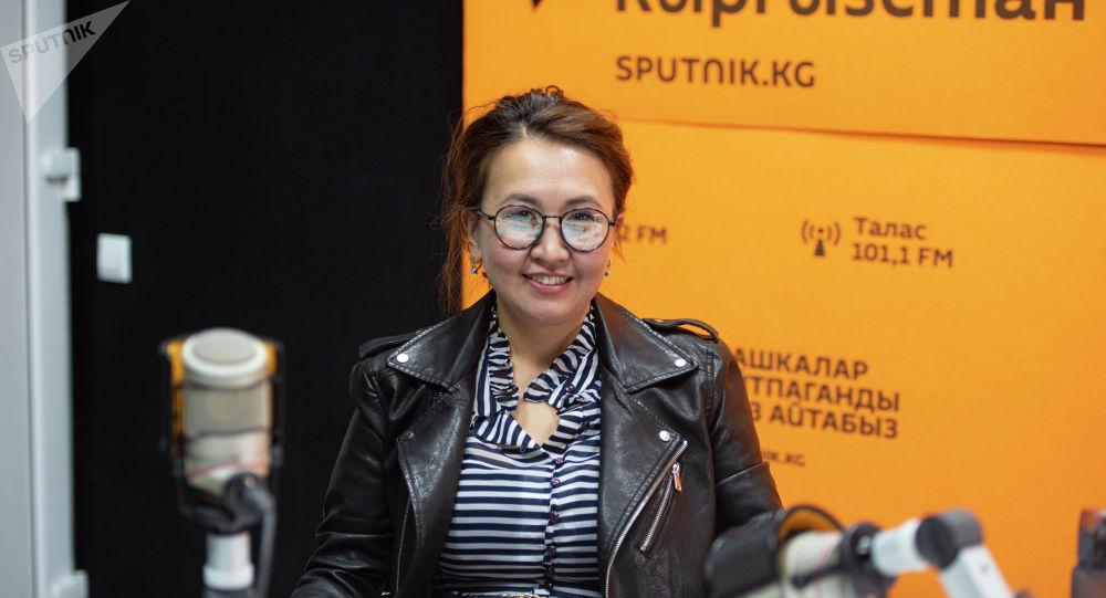 Аллерголог Жыпара Кыдырова