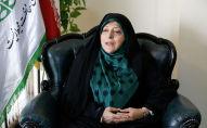 Вице-президент Ирана по делам женщин и семьи Масуме Эбтекар. Архивное фото