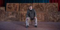 Кыргызстандык сүрөтчү Владимир Горовой