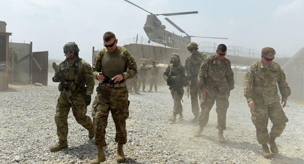 Афганистандагы АКШ аскерлери. Архив