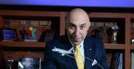 Член президиума Альянса туристических агентств России Алексан Мкртчян