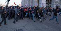 Бишкекте 2-мартта өткөн митинг