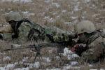 Снайперы гвардейской танковой армии Западного военного округа РФ уничтожили мишени размером с монету на расстоянии 800 метров.