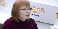 Депутат Жогорку Кенеша Евгения Строкова высказалась о грантах на образование в КР. Она считает, что помощь доноров требуется далеко не всегда.
