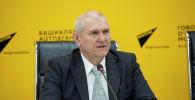 Посол России в Кыргызстане Николай Удовиченко на пресс-конференции в мультимедийном пресс-центре Sputnik Кыргызстан