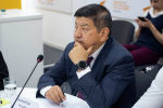 Депутат ЖК Акылбек Жапаров. Архивное фото
