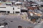 В американском штате Теннесси произошло самое смертоносное торнадо за последние семь лет. Погибли 24 человека, разрушены сотни зданий.