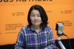 Психолог Сейил Калдыбаева