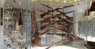 Музейдеги экспонаттар. Архивдик сүрөт