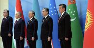 Встреча глав государств Центральной Азии на Второй Консультативной встрече в Ташкенте