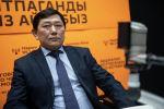 Экономика министринин орун басары Автандил Алыбаев