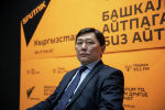 Заместитель министра экономики КР Автандил Алыбаев на радио Sputnik Кыргызстан