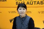 Данакер үй-бүлөлүк борборунун психологу Перизат Асылбаева