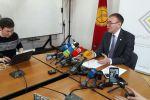 Кыргызстандын Улуттук банкынын төрөгасы Толкунбек Абдыгулов