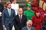 Герцог менен герцогиня Сассекс Британиянын падышалык үй-бүлөсүнүн мүчөсү катары акыркы жолу эл алдына чыгышы