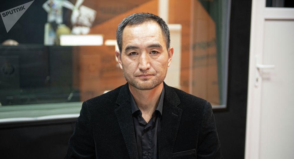 Ветеринар Азиз Исираилов