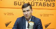 Мамлекеттик каттоо кызматынын (МКК) кыймылдуу мүлктү каттоо бөлүмүнүн башчысы Бахтияр Кучумкулов